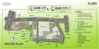 gaur city image