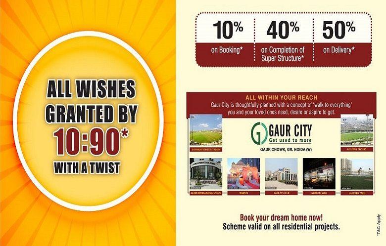 Gaur City 14th Avenue