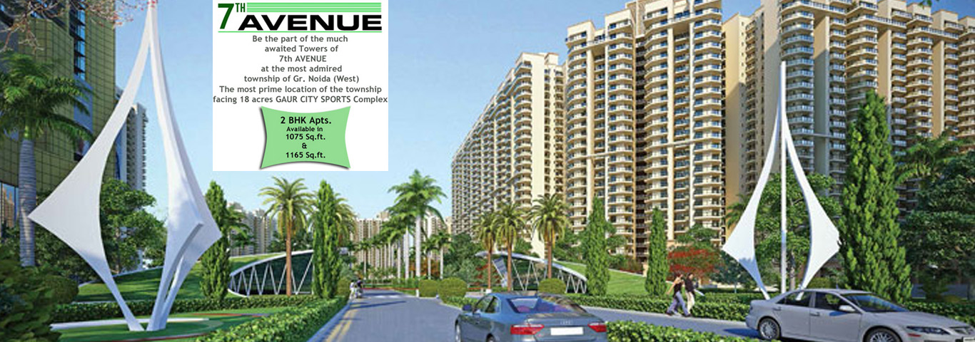 Gaur City 7th Avenue