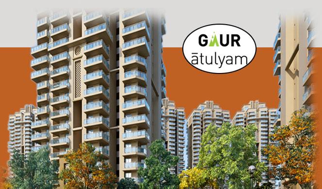 Gaursons India Gaur Atulyam Resale Omicron I Greater