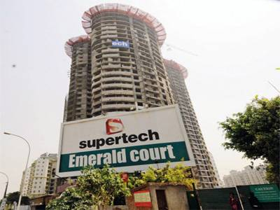Supertech Emerald Court