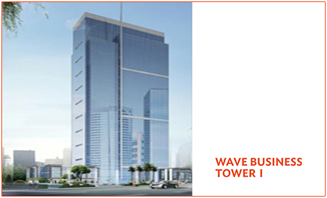 Wave Business Tower I