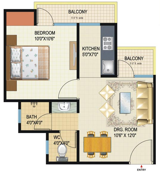 Amrapali group amrapali dream valley high rise resale for Floor plans high rise apartments