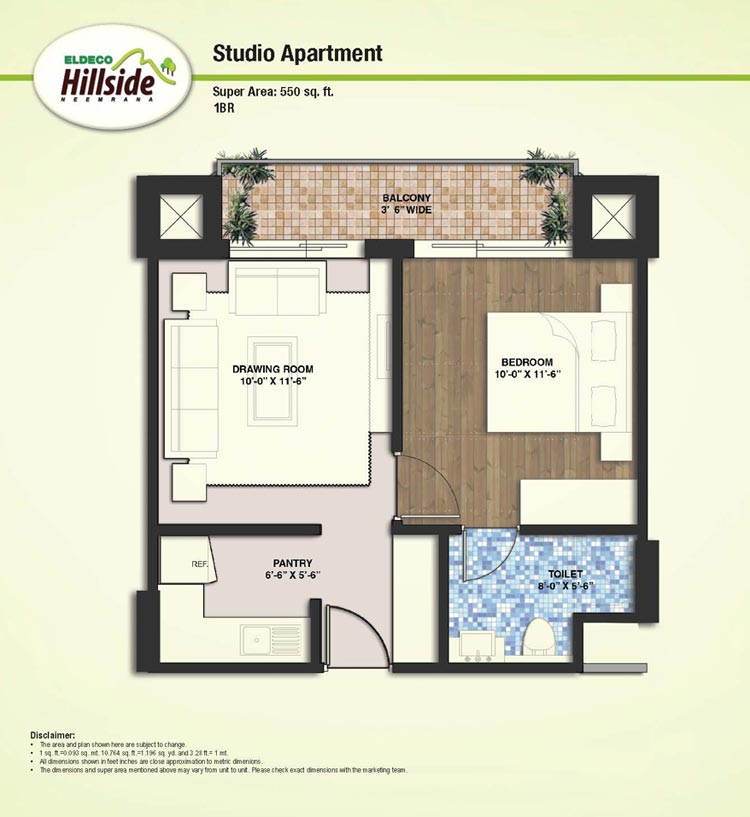 Eldeco Group Eldeco Hillside Resale Nh 8 Neemrana