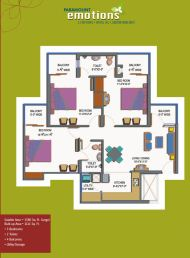 Paramount Group Paramount Emotions Resale Sector 1 Greater Noida