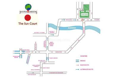 jaypee Sun Court I And II