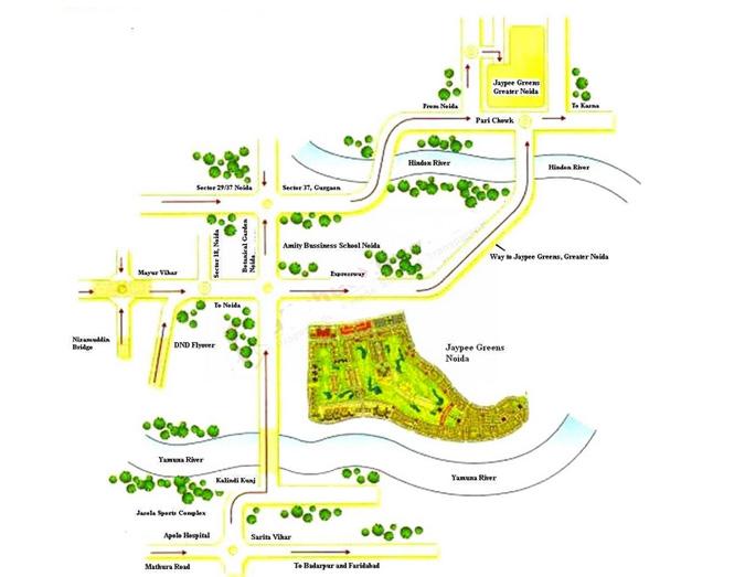 garden isles jaypee