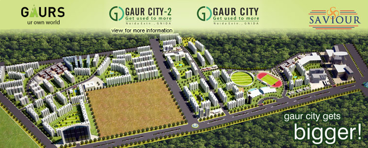 Gaur City 1 6th Avenue