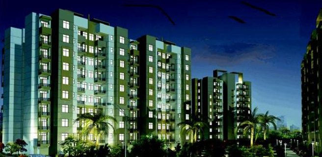 Gaur Yamuna City 16th Parkview