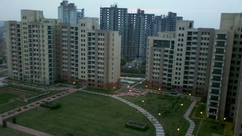 Unitech Heights Greater Noida