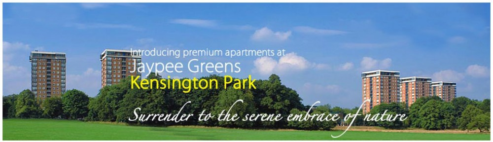 jaypee Kensington Park Apartments And Heights