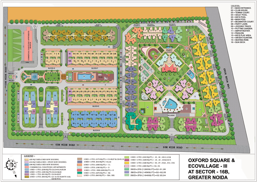 Supertech Eco Village 3