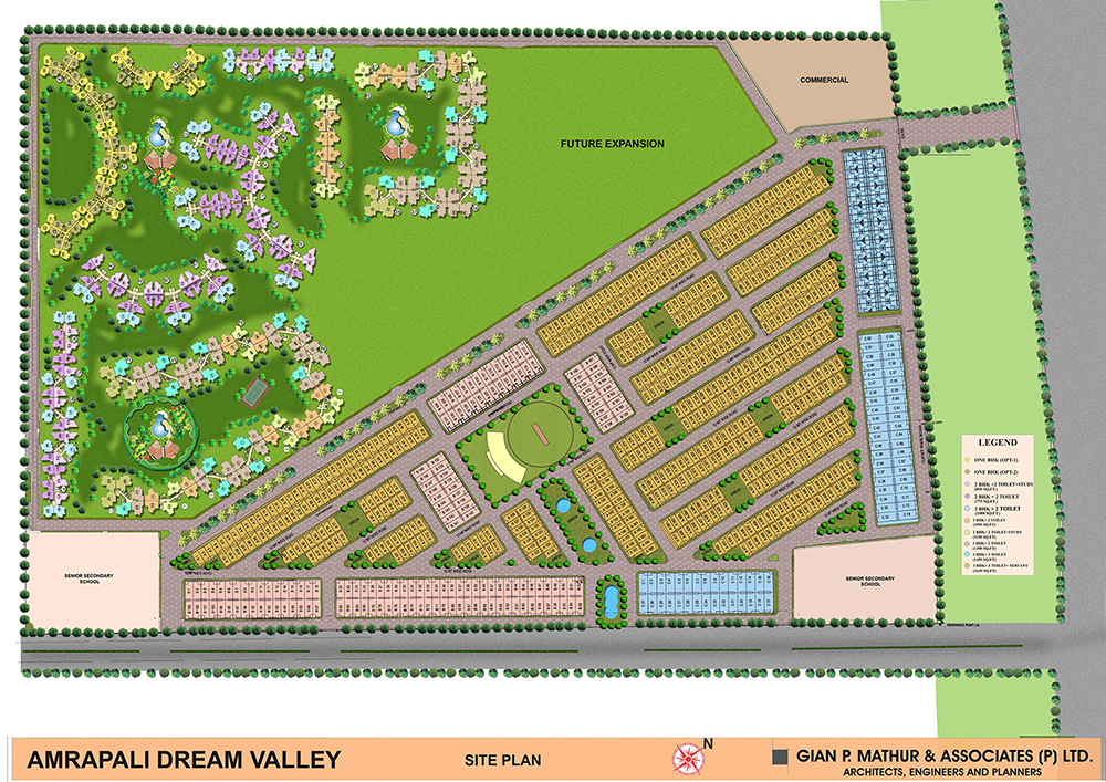Amrapali Dream Valley