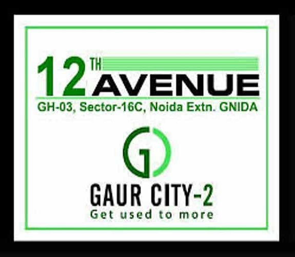 Gaur City 2 12th Avenue